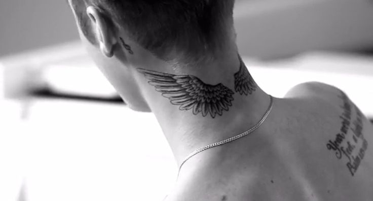 Justin Bieber Explains What His Tattoos Mean - SELF                                                                                                                                                                                 Más