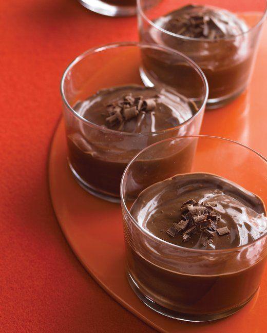 Double Chocolate Pudding Recipe