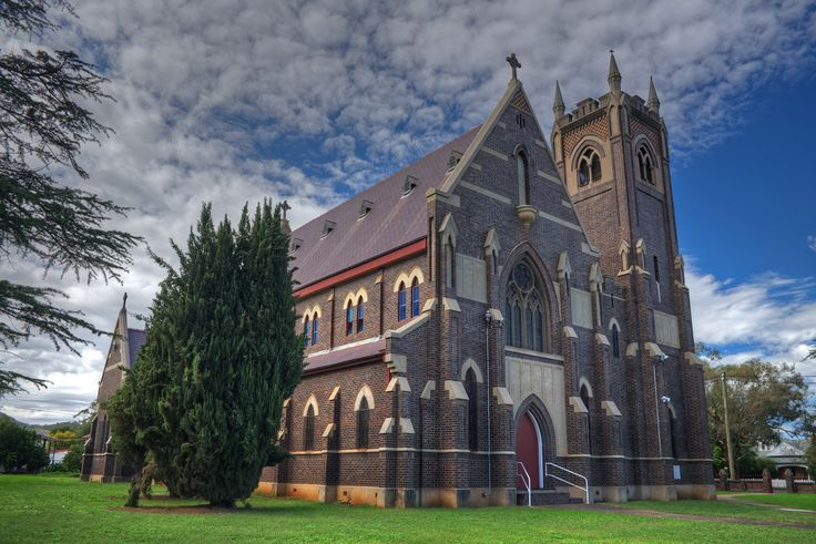 St Mary's Queen of Peace Catholic Church Scone NSW by Allport Photography on 500px