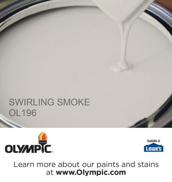 SWIRLING SMOKE OL196 is a part of the oranges collection by Olympic® Paint.