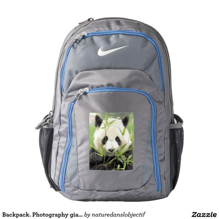 Your Custom Nike Performance Backpack, Dark Grey/Military Blue