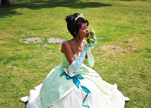 Disney Princess, Real Life Fairy Tales: Tiana