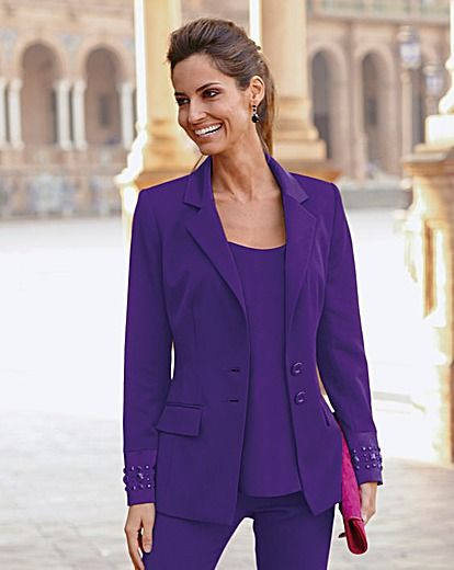 Together Tailored Jacket | J D Williams