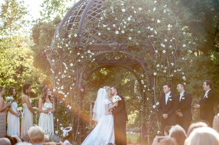 Must have wedding location --> Descanso Gardens