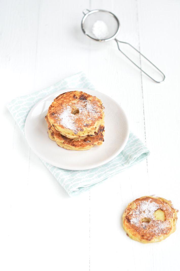 appel pannenkoek ringen