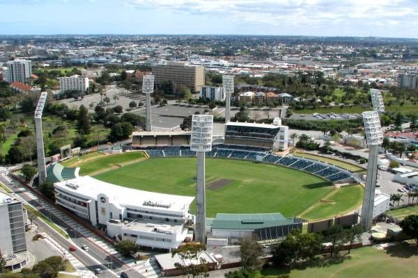 The WACA!!!!! Loved going to the cricket when I was growing up!