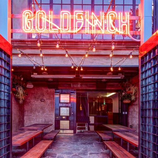 Goldfinch | Auckland Bars & Nightclubs - BIG Little City