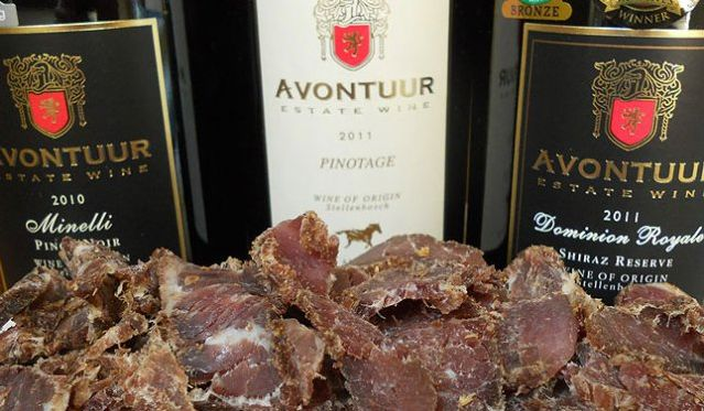 Specialised Tastings at Avontuur Wine Estate.  Spice up your winery experience with one of these delectable monthly pairings