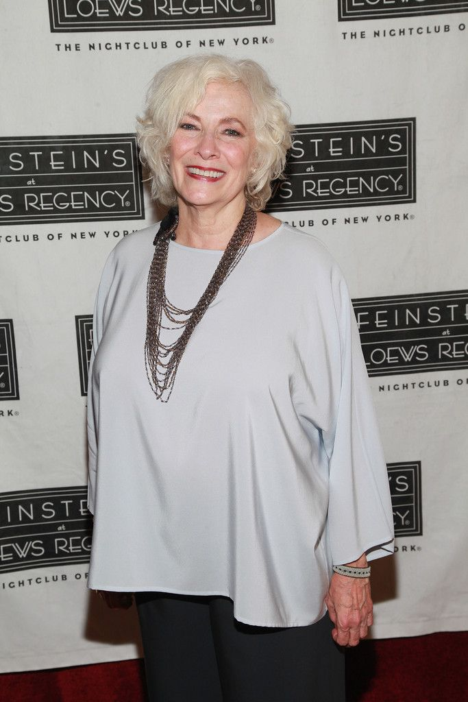 Betty Buckley Photos: Betty Buckley Performs At Feinstein's at Loews Regency Ballroom; our beautiful Betty Lynn, one of the finest things to come from Fort Worth!