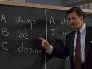 Specs & The City: Supporting Characters and 'Glengarry Glen Ross' by Brad Johnson #scriptchat