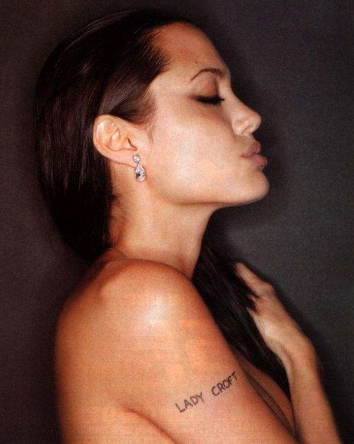 Angelina Jolie Gay Lover