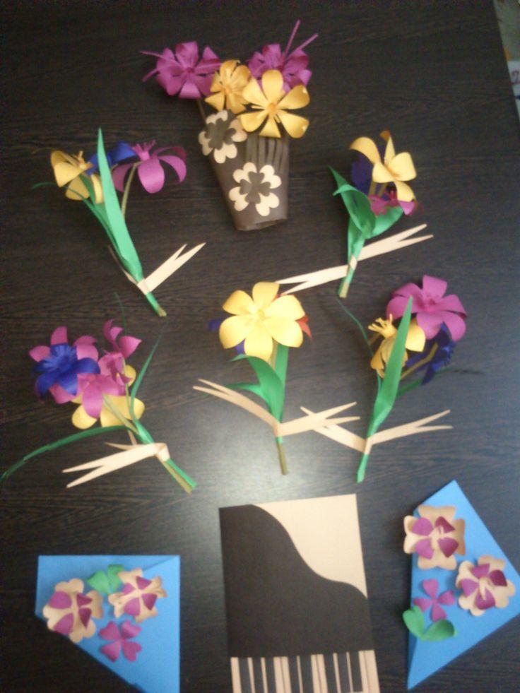 Paper craft greetings
