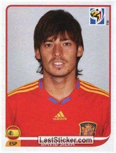 David Silva (España)
