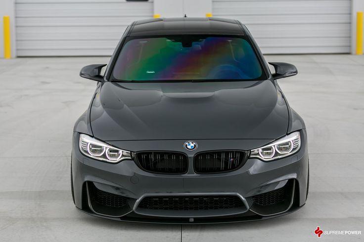 SUPREME POWER l Grigio (Telesto) Goddess Phase 1 - BMW M3 and BMW M4 Forum