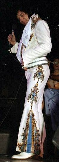 Civic Center Freedom Hall February 19, 1977 (8:30 pm). Johnson City, Tennessee Tickets: 7,000 Costume: Embroidered Arabian Suit/ King Of Spades Suit