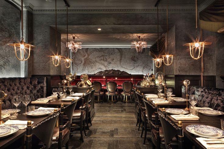 Gotthards Krog: Stylt Trampoli - Restaurant & Bar Design