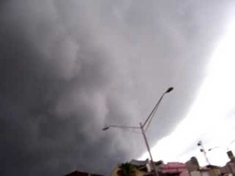 ▶ Approach of Hurricane Gustav - YouTube