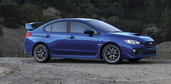 2017 Subaru WRX and WRX STI Review, Specs, Price
