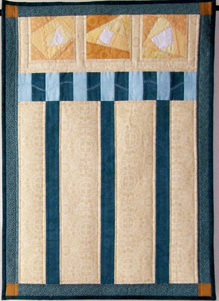 craftsman quilt | Historically Modern: Quilts, Textiles & Design: Modern Panel: Prairie ...