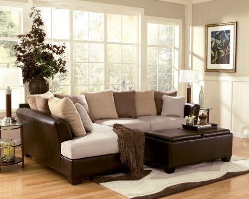 19401 Contemporary Sectional By Ashley®. See Styles Like This And More At Puritan  Furniture