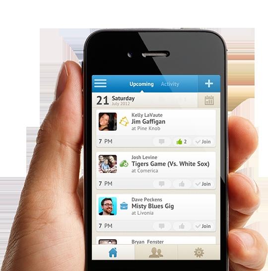 Upto Calendar app for #iPhoneDigital Calendar, Iphone Stuff, Upto App, Calendar Design, Shared Simple, Future Shared, Upto Calendar, Calendar App, Upto Integration