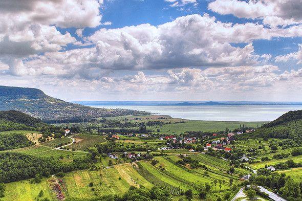 Balaton-felvidék - A guide to the northern shore of lake Balaton