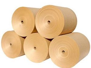 Kraft Paper is principally used to make krafts of different shapes and sizes.