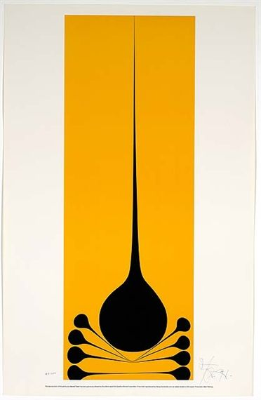 Harold Town, Untitled, 1971