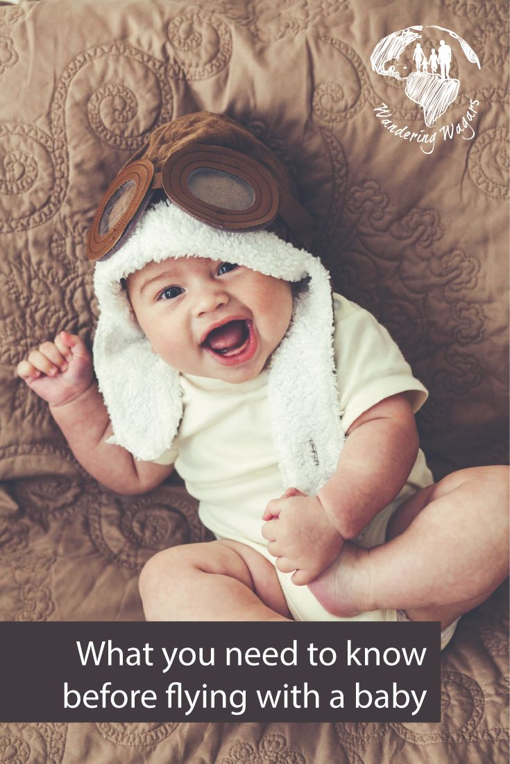 Learn some handy tips to make your flight with your baby a little less stressful.