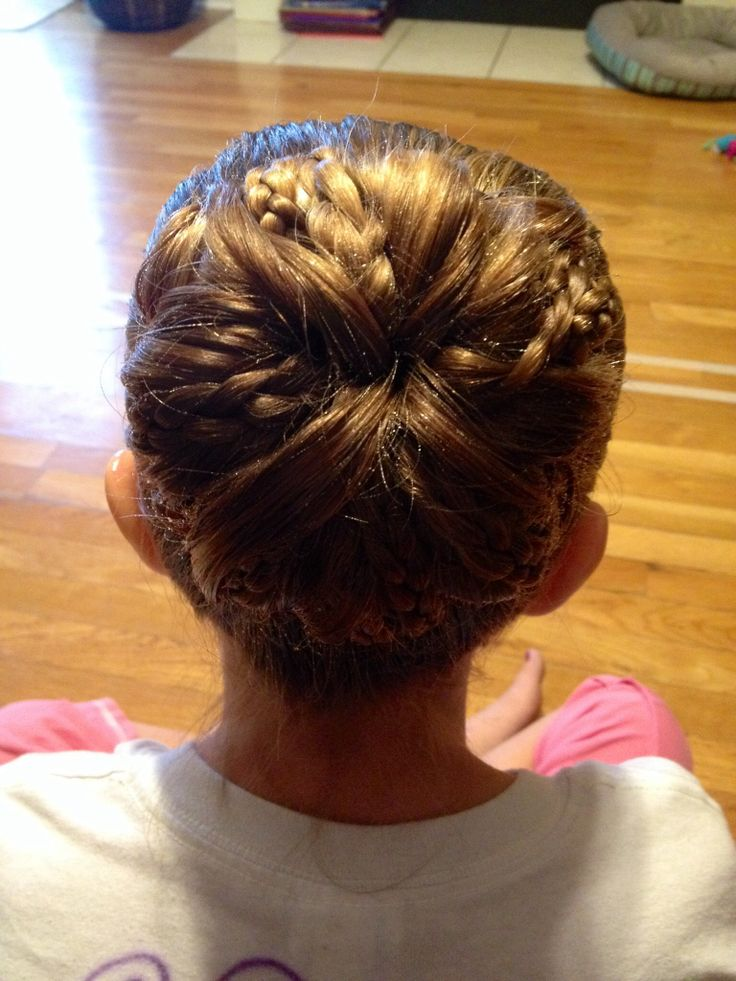 Remarkable 1000 Images About Gymnastics Hairstyles On Pinterest Gymnastics Short Hairstyles Gunalazisus