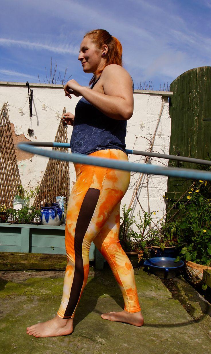 Eloreya Reversible Full Length leggings