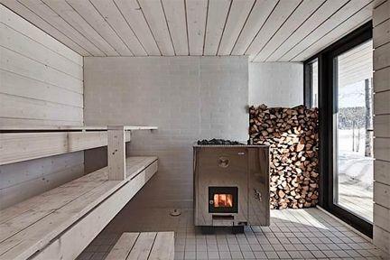 modern sauna finland