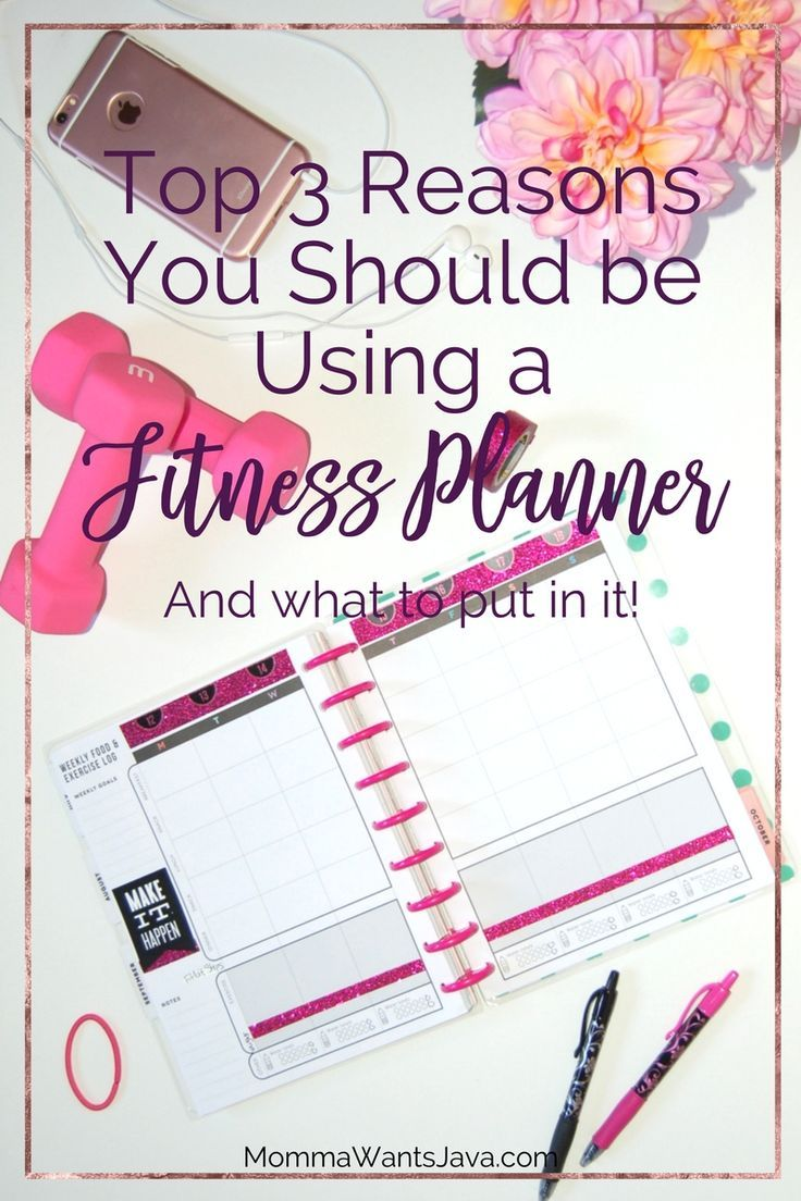 Using a fitness planner has completely improved my weight-loss journey! Check out why you should be using one, and what to include in it!