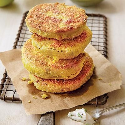 ... and Appetizers | Appetiser recipes, Recipes and Fried green tomatoes