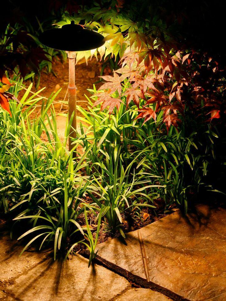 22 Landscape Lighting Ideas  sc 1 st  Pinterest & 100 best Lanterns Lights images on Pinterest   Landscaping ideas ...