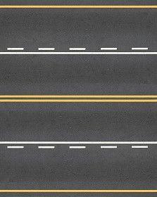 Textures Texture seamless | Road texture seamless 07564 | Textures - ARCHITECTURE - ROADS - Roads | Sketchuptexture