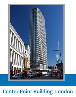 Tall Building Structures  Rigid frame systems: In this system, the load-resisting system is made by interconnecting rigid connections. This type of system was extremely popular in the first phase of tall buildings, and can hold 20 – 25 storeys.