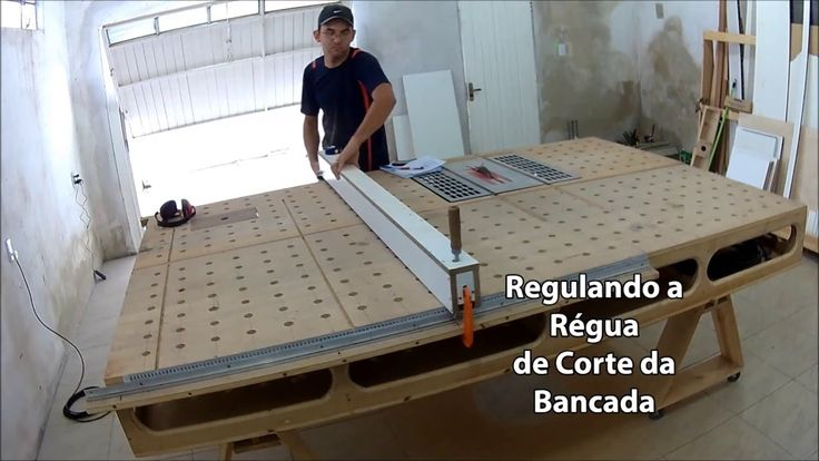 Cortes Perfeitos Na Serra De Bancada Skil 3610