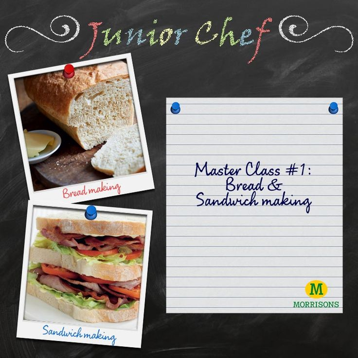 Who's got a chef in the making running around the kitchen? If your kids are curious about cooking, it's time to get them involved with our #JuniorChef challenge. There will be a new master class posted each day of half term and a grand finale at the end of the week.  Try our first two lessons, which are split into two age groups, 4-7 and 8-12