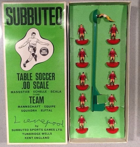 SUBBUTEO HW heavyweight Team ref 41 LIVERPOOL