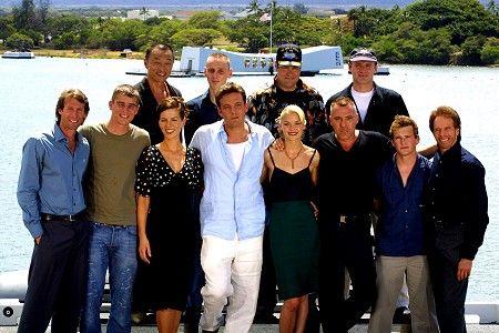 Pearl Harbor Movie Cast PEARL HARBOR - ...