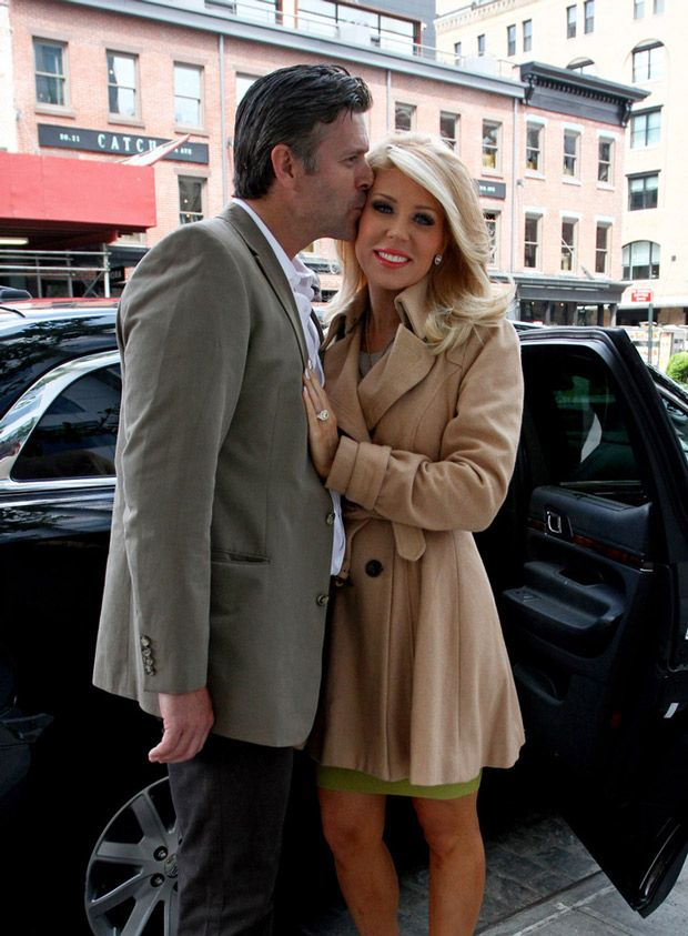 Gretchen Rossi Flaunts Her Massive Engagement Ring in NYC! (PHOTOS)