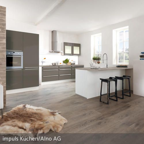 189 best Kitchen images on Pinterest Kitchen modern, Kitchen white - Nolte Küchen Fronten Farben