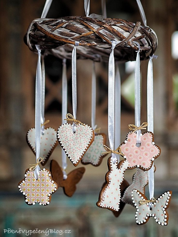 Medové perníčky (gingerbread)