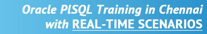 Oracle PL/SQL Training in Chennai - No.1 Oracle PL SQL Training Centers in Chennai offers PLSQL Training with 100% Results. Call +91-8489848461 and Start your career at Vkvtechnologies.in http://www.vkvtechnologies.in/oracle-plsql-training-in-chennai.php  #oracleplsqltraininginchennai #oracleplsqltraining