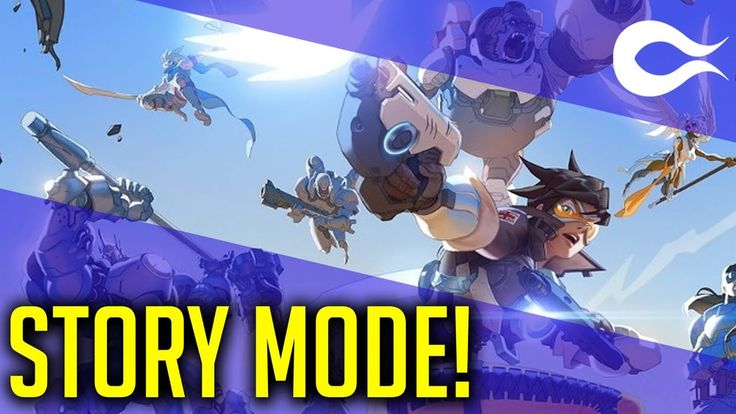 Overwatch: Story Mode Coming Soon!