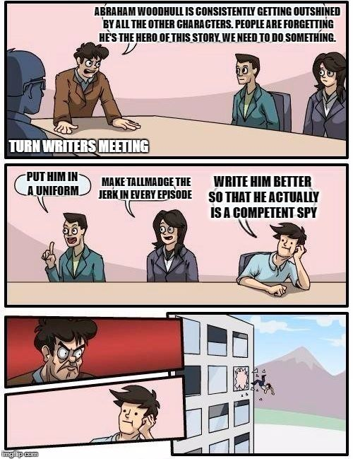 Boardroom Meeting Suggestion Meme Generator - Imgflip
