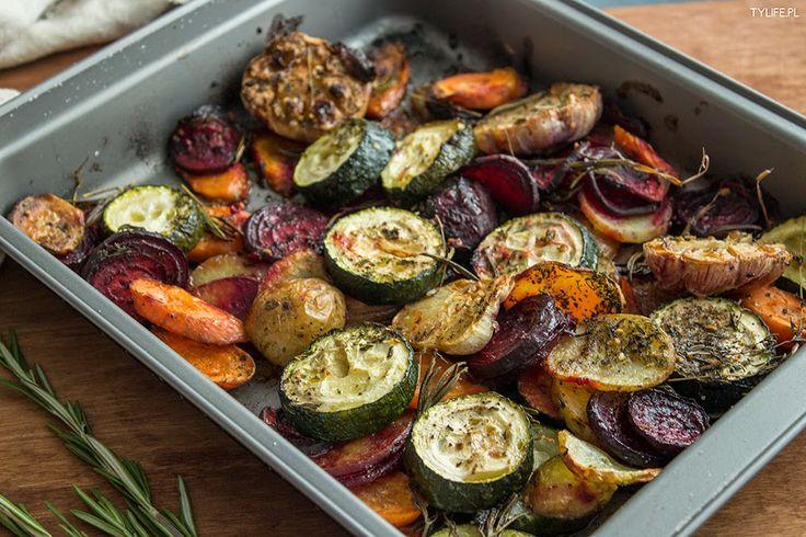 Taste Your Life - blog kulinarny : Zapiekane warzywa.