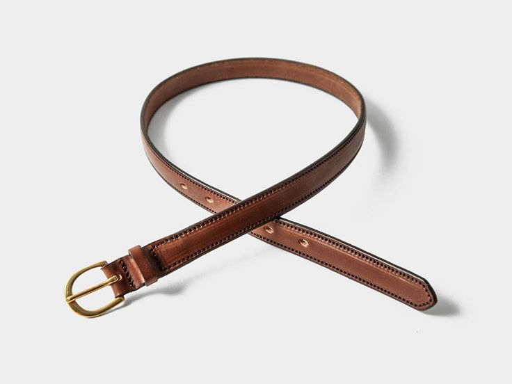 Clevedon Belt by McRostie | Stocked at Frame Fukukoa, Japan