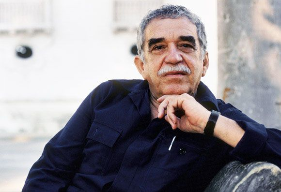 """Gabriel García Márquez. His story """"The Autumn of the Patriarch"""" (an excerpt from the novel of the same name) is available to everyone online."""